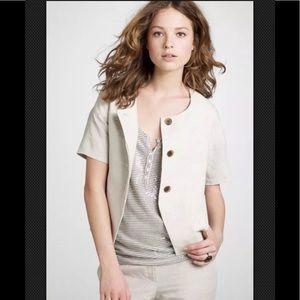 J CREW #25562 Tailored Linen Maybelle Career $158